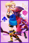 [500 Watchers Gift] -TDA Rain and Phoenix Moon DL-