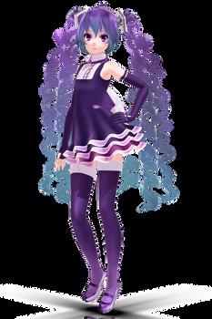 .:Tda Brilliant Butterfly Miku:.