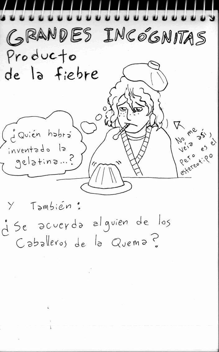Diario de una colgada #9 by DibujameUnCordero
