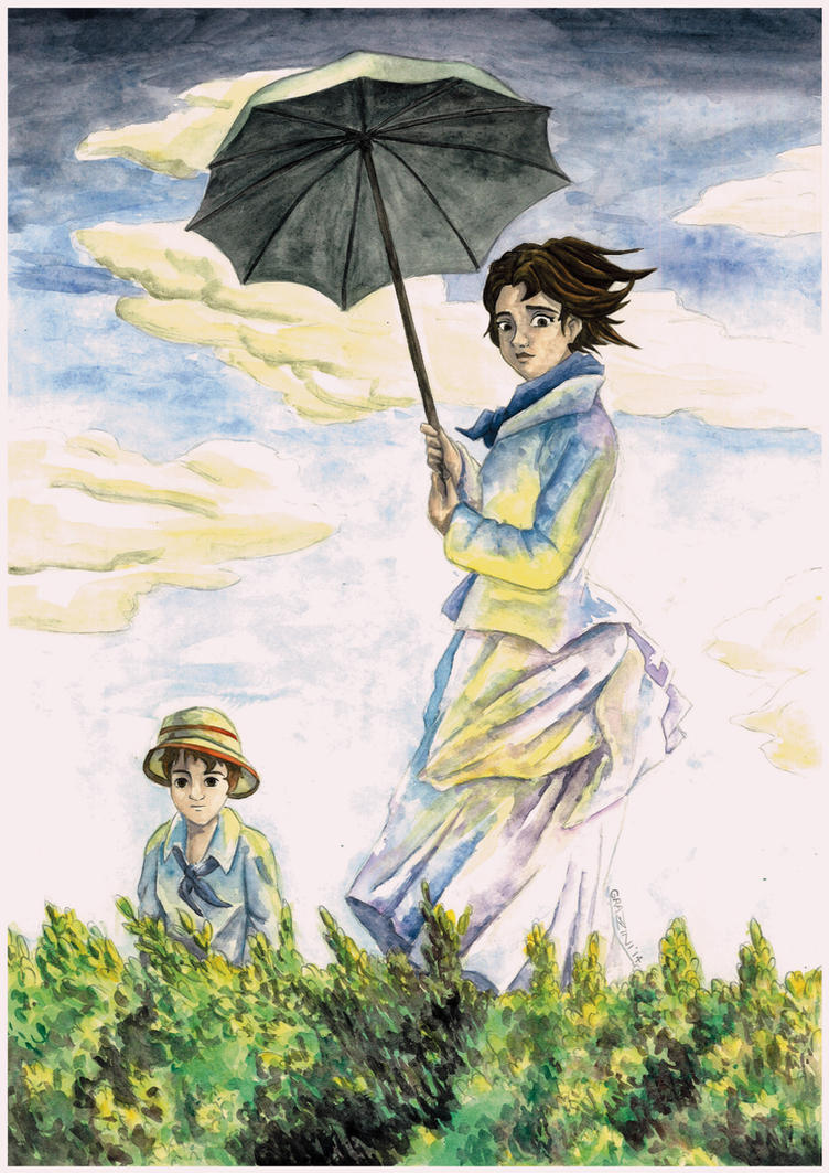 Cover de Monet by DibujameUnCordero
