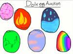 Dolx Egg Auction