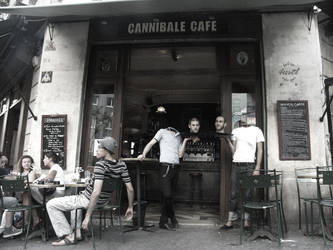 Cannibale coffee 7 by 4urel