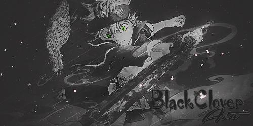 Black Clover - Asta by WatteBlume