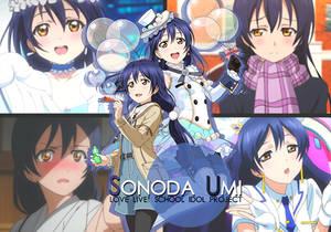 Love Live! School Idol Project - Umi