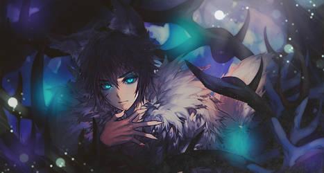 Wolf // Wald