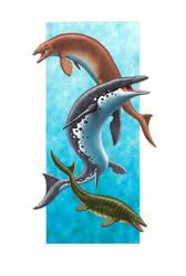 Mosasaur species
