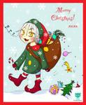 Annoying little elf by neko-productions