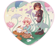 Xanthe and Linneus' Heart Preview