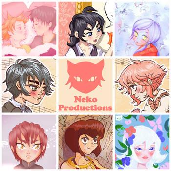 Artvsartistlogo 3 by neko-productions