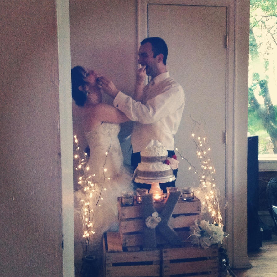 Wedding 2 by AmericAlfredJones