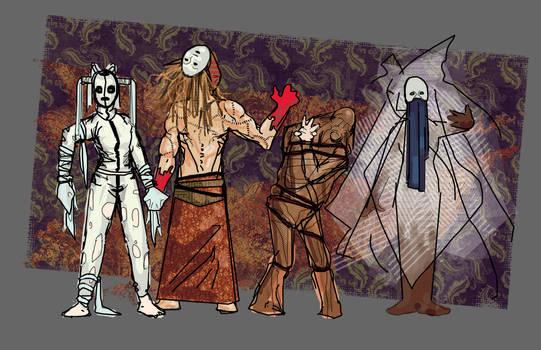 Proposed Costume Designs