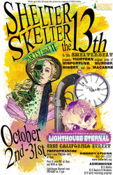 Shelterskelter the 13th Poster