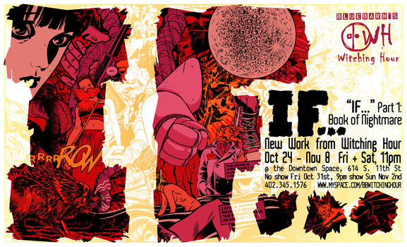 'If...' Poster