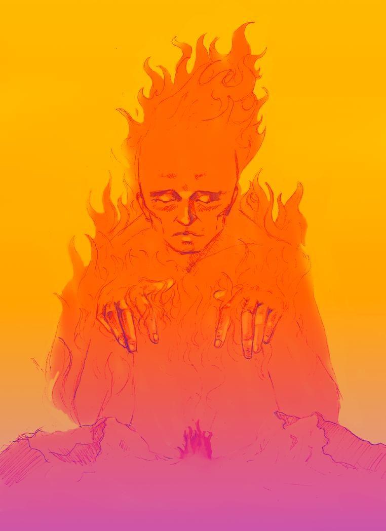 Prometheus by daxy5