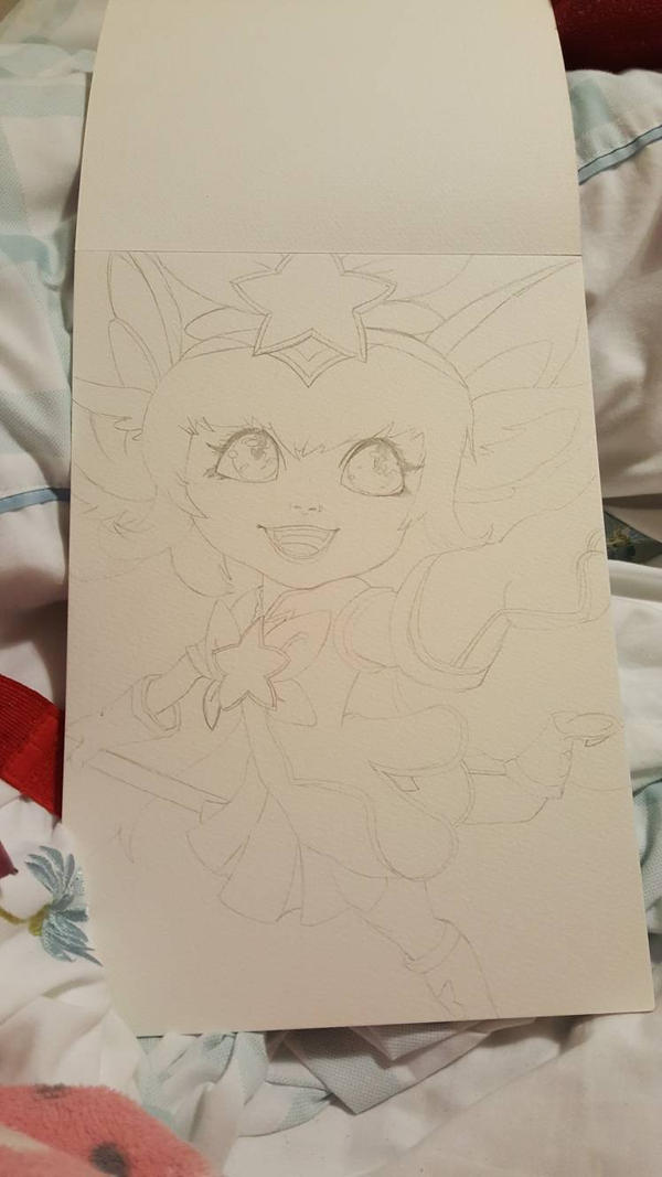Star Guardian Lulu Wip by Katanatix