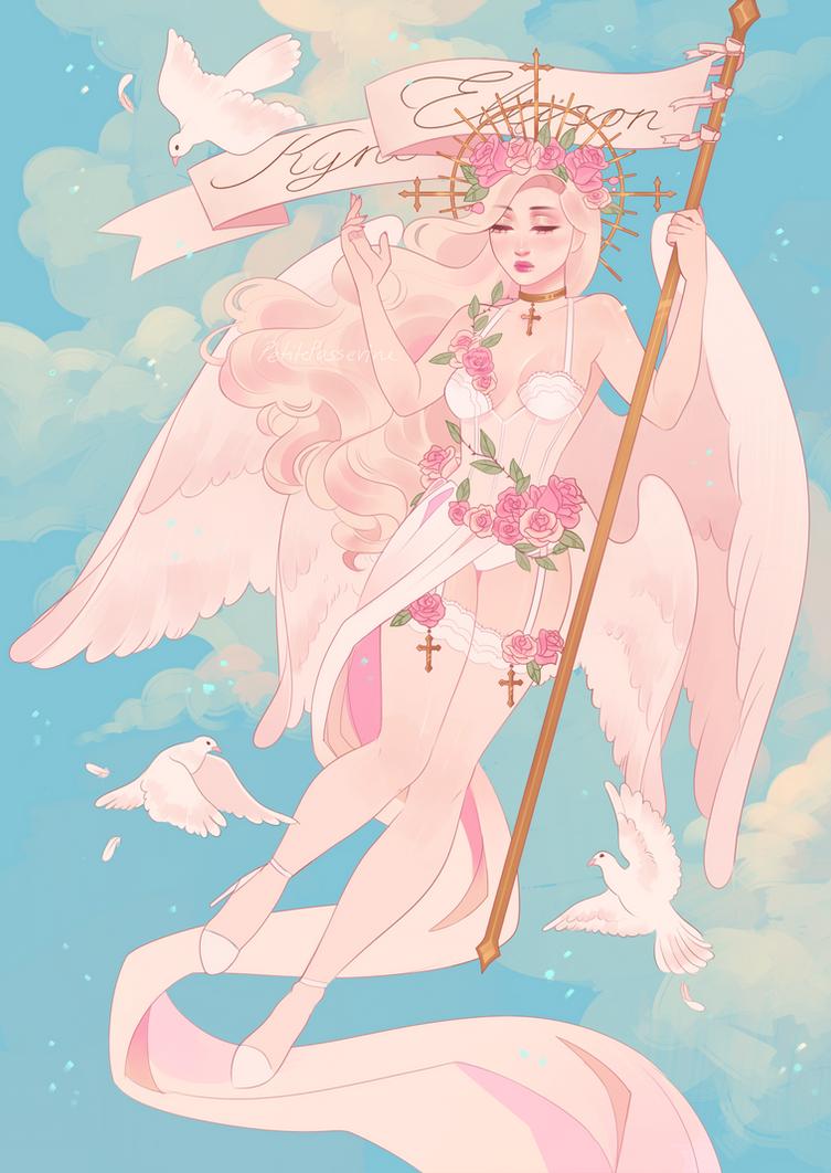 Lucia Lamb by PetitePasserine
