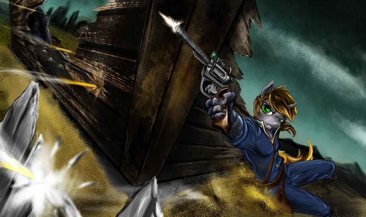 Fallout: Equestria By DLowell On DeviantArt