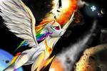 Super Rainbow Dash vs Doomsday