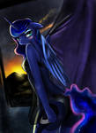 Princess Luna Redraw