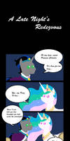 A Late Night's Redezvous by DLowell