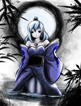 Japanese Princess Luna