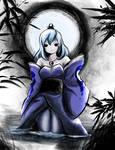 Japanese Princess Luna