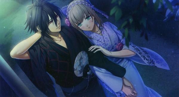 Shin And Heroine Yukata By Khairii