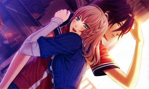 Please Stop Shin X Heroine By Khairii