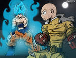 Goku V Saitama