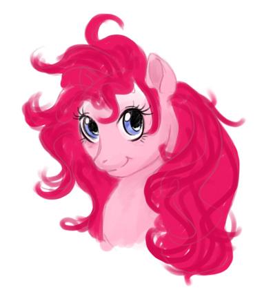Pinkie portait by DonEnaya
