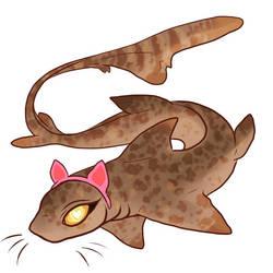 Cat shark by DonEnaya