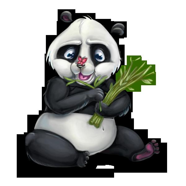 Panda for ArtAngelo by Stasushka