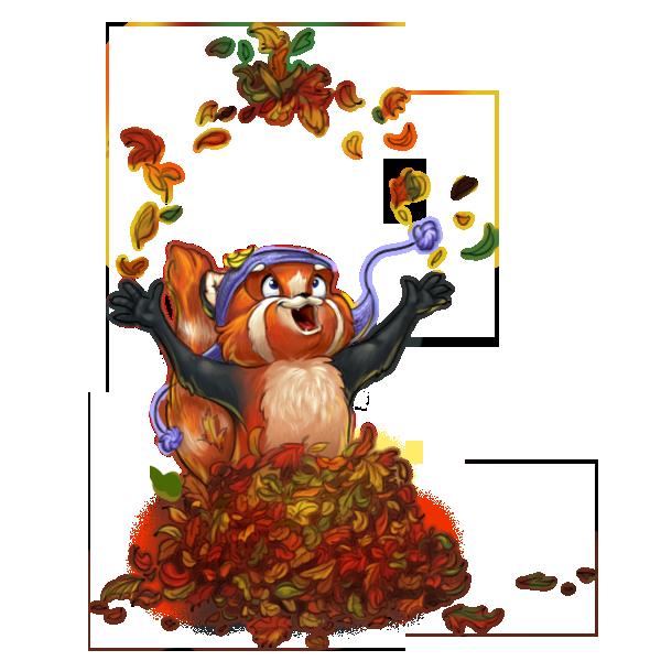 Fall 4 All! by Stasushka
