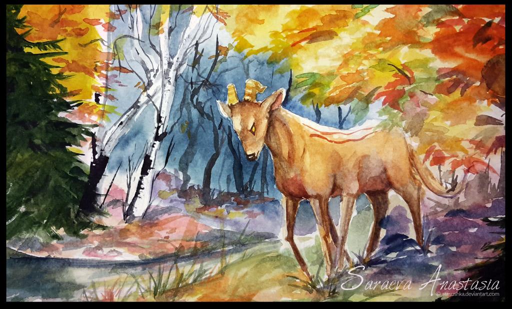 53/365 autumn spirit by Stasushka