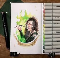 <b>Bellatrix Lestrange</b><br><i>Stasushka</i>