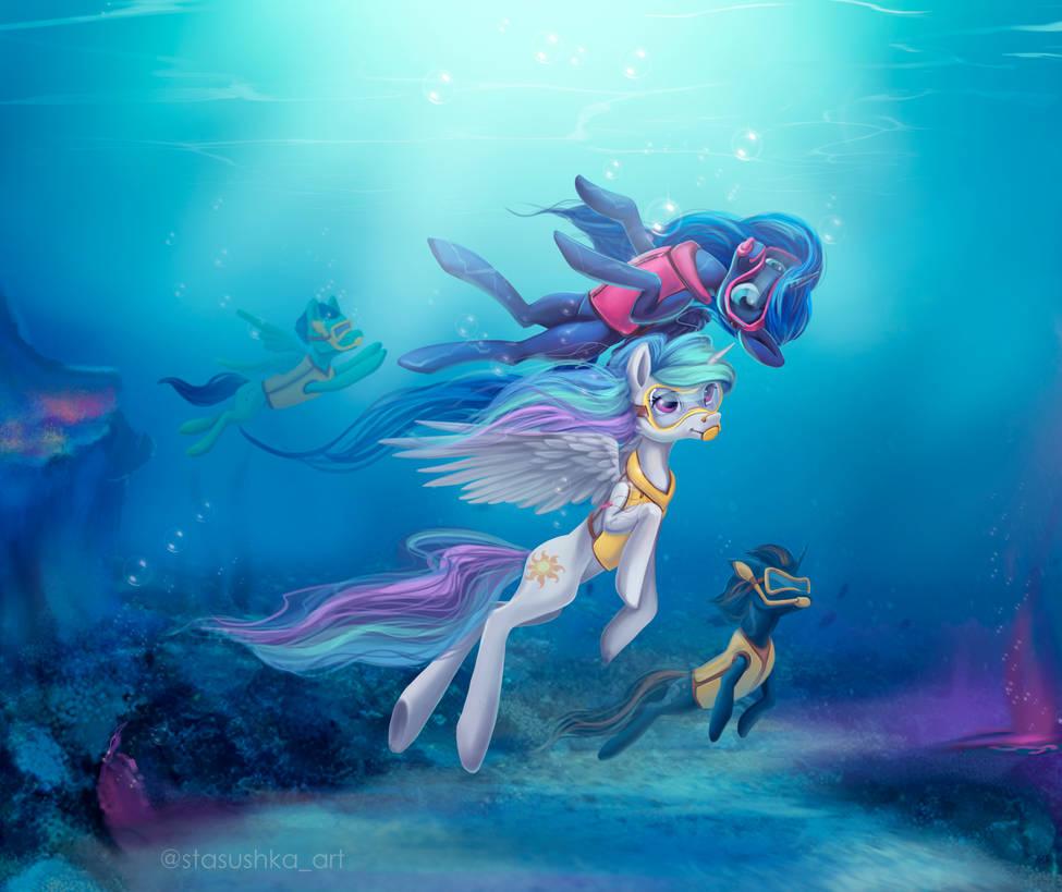 [Obrázek: royal_snorkeling_by_stasushka_ddb9i3a-pr...UwEmVozVEA]