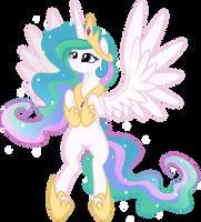 Princess Celestia :D by spier17