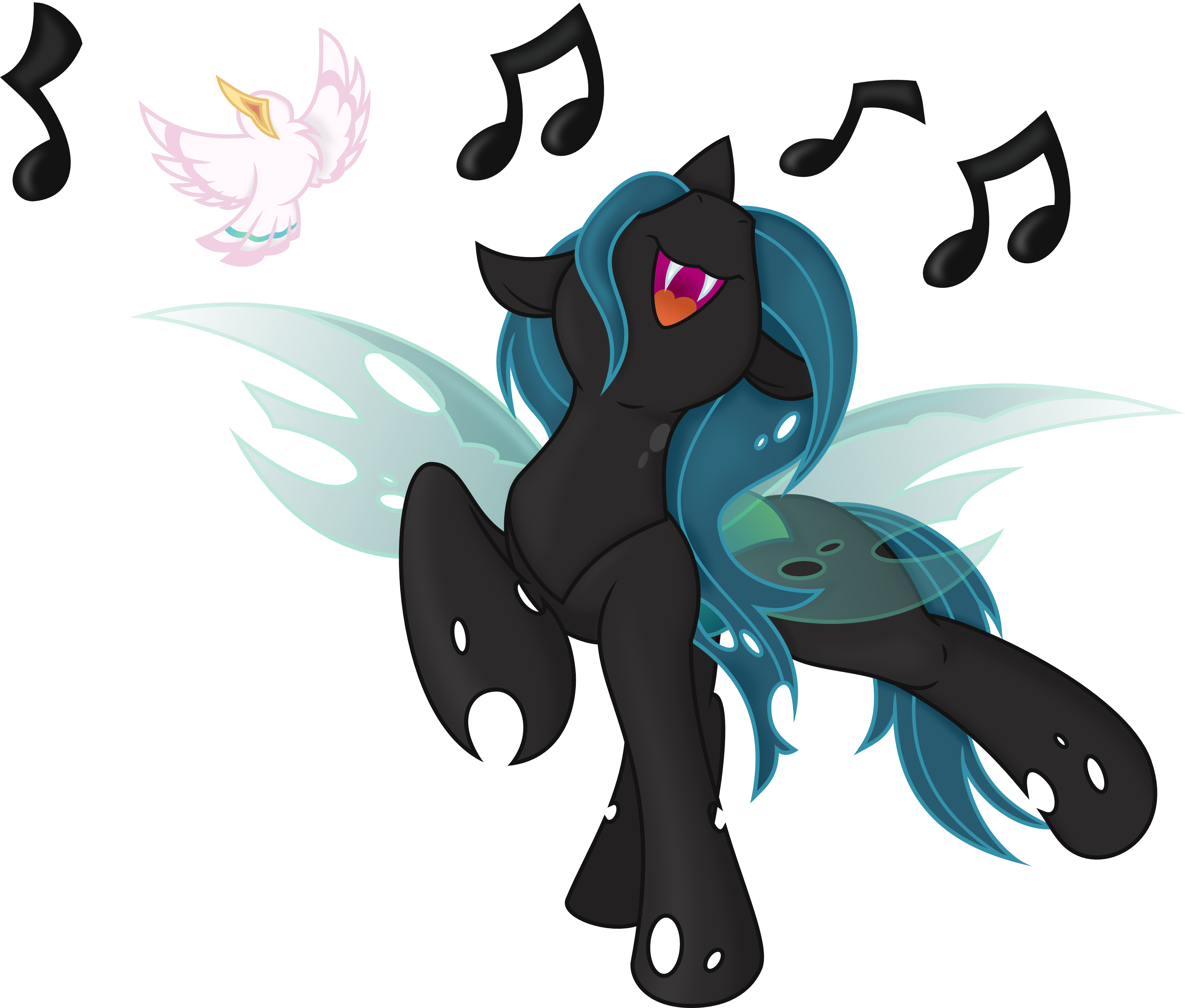 Chryssy, Flying Solo (Part 1) by spier17