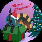 Merry Chrysmas!