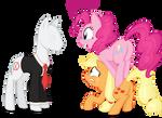 Pinkie.... Stahp by spier17