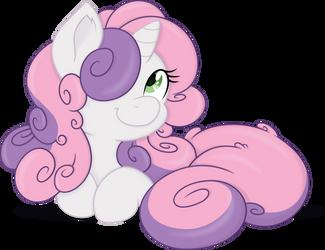 Sweetie Belle by spier17