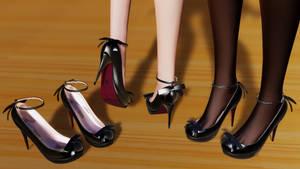 [DL] MMD High Heels Download