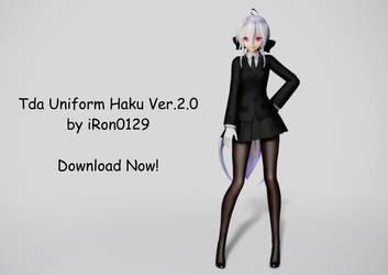 DL! Tda Uniform Haku 2.0 by iRon0129 Download