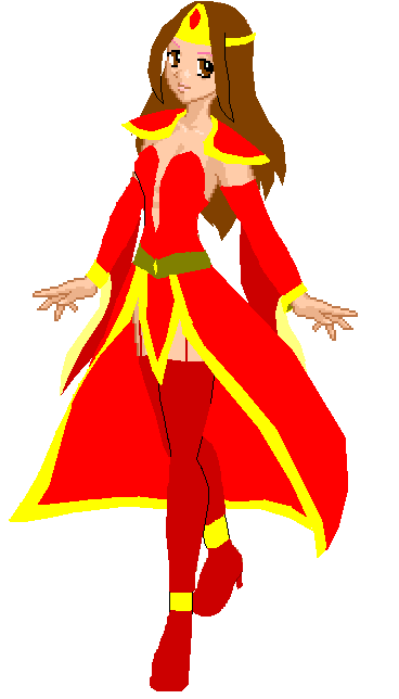 Lina Inverse by PrinceBrianMay19