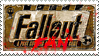 Fallout Stamp by Balakir