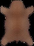 Brown Pelt by TarkeeTales