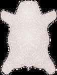 Albino Pelt by TarkeeTales