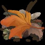 Leaf Litter by TarkeeTales