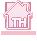 Pastel Toyhouse Button