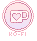 Pastel Ko-Fi Button by sukiiee